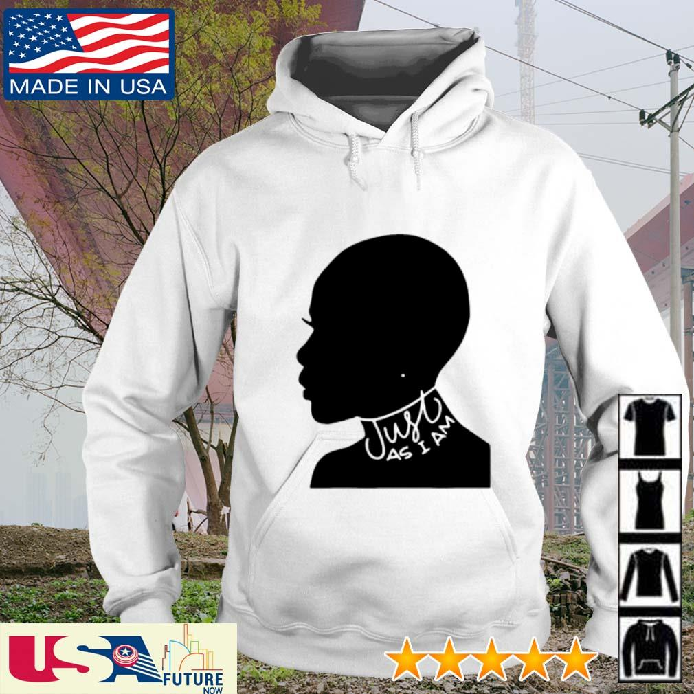 Black women just as I am s hoodie