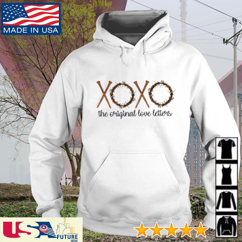 Jesus the original love letters s hoodie
