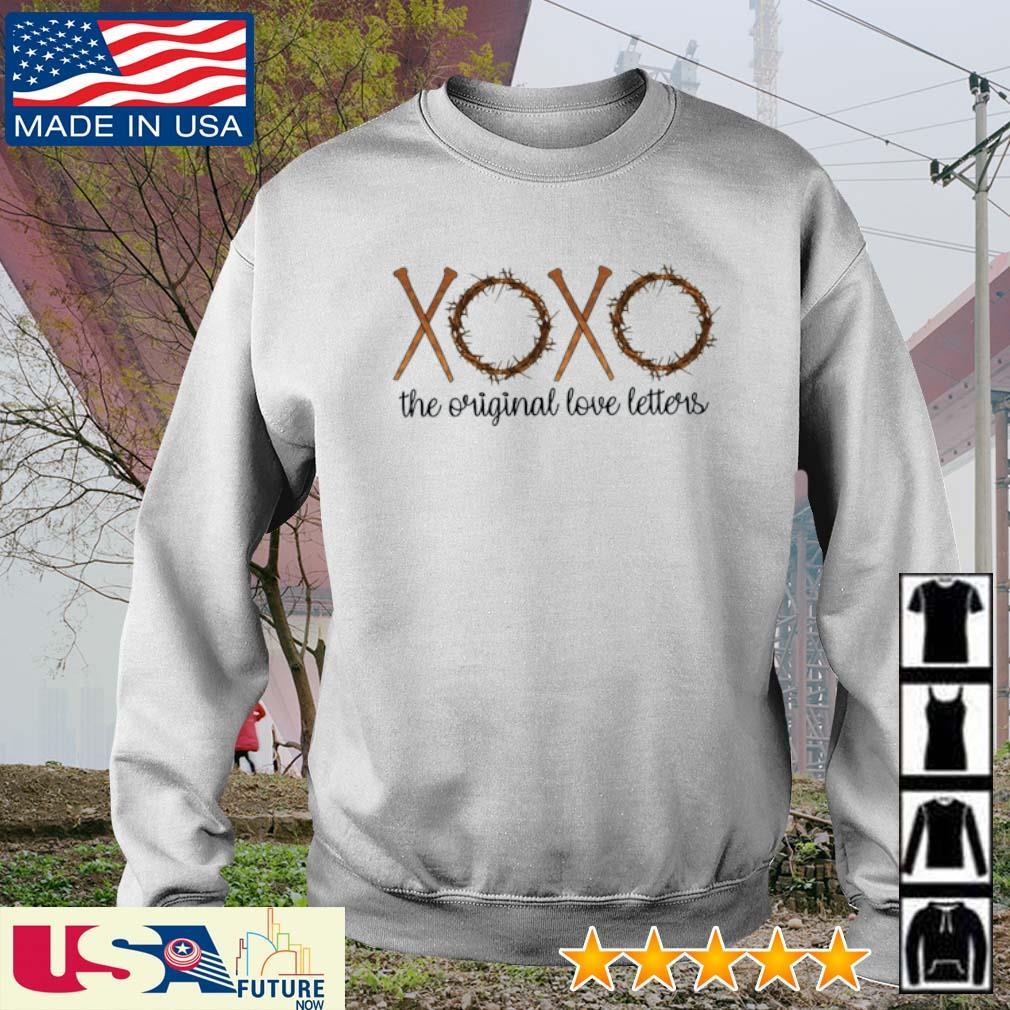 Jesus the original love letters s sweater