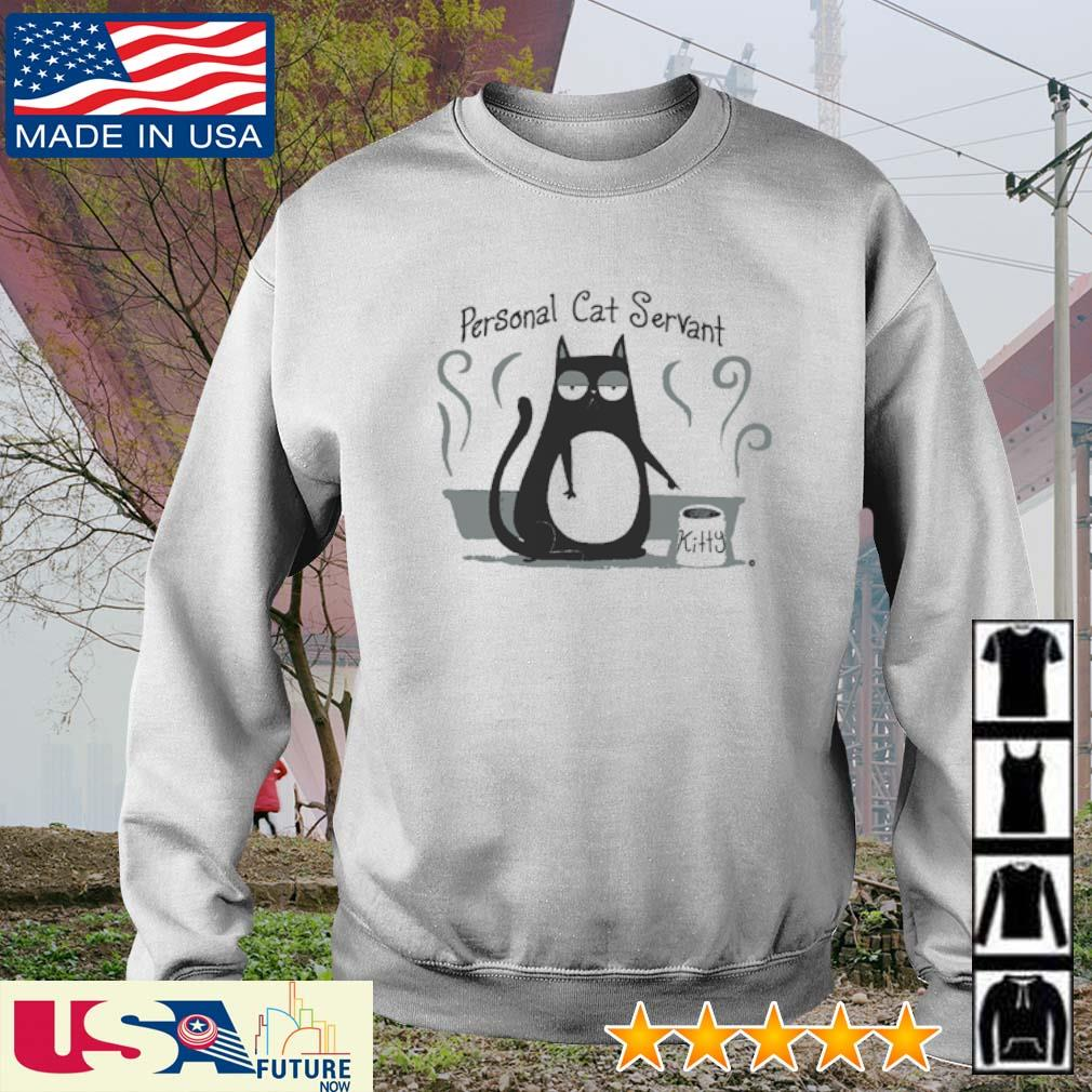 Personal cat servant kitty Cat s sweater