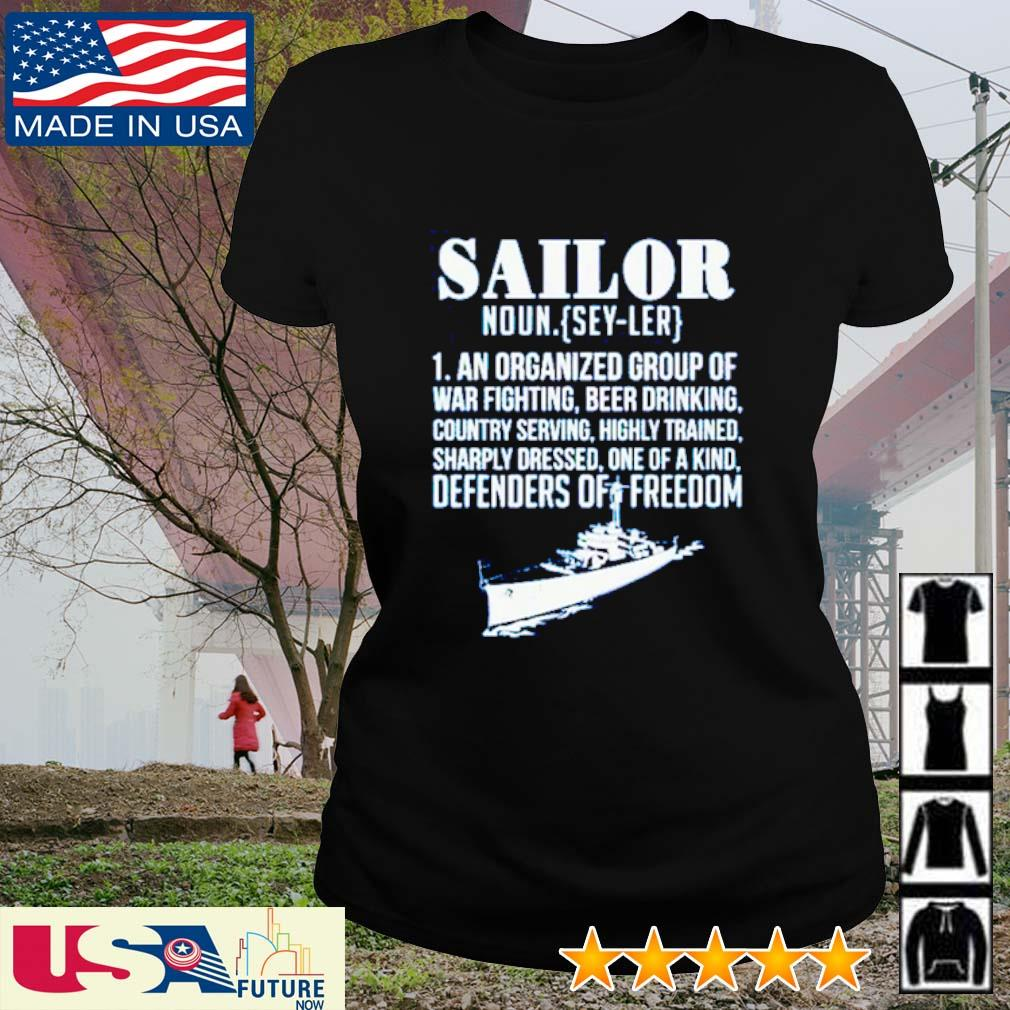 Sailor noun definition meaning an organized group of war fighting beer drinking s ladies-tee