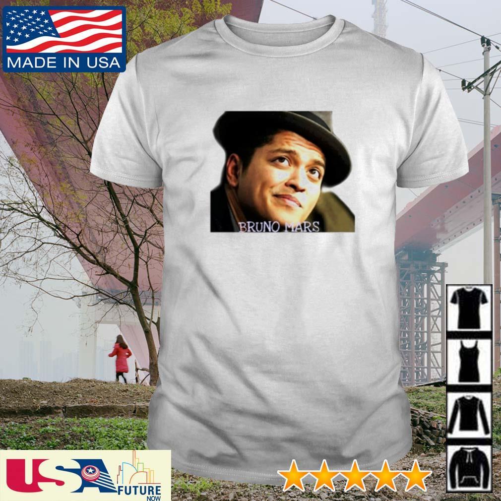 Awesome Bruno Mars shirt