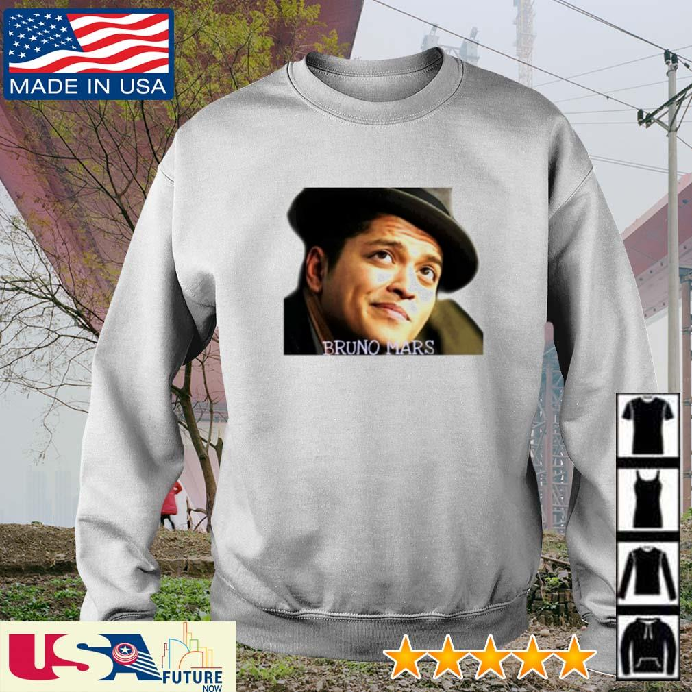 Awesome Bruno Mars s sweater