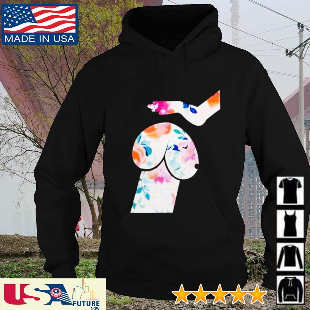 Dog Moms Flower s hoodie