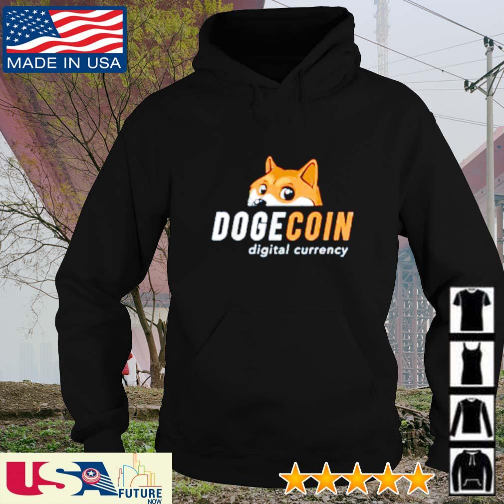 Dogecoin digital currency s hoodie