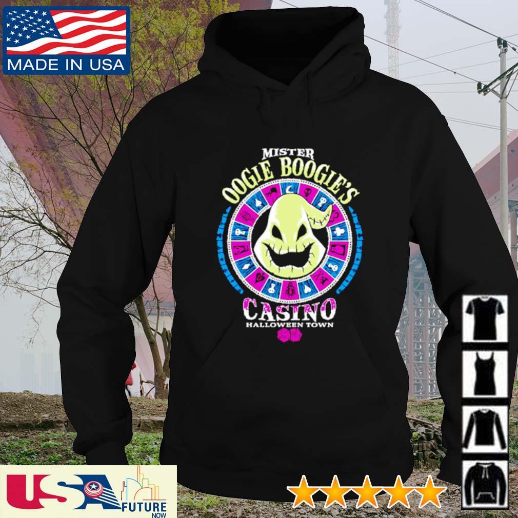 Mister Oogie Boogie's Casino Halloween Town s hoodie