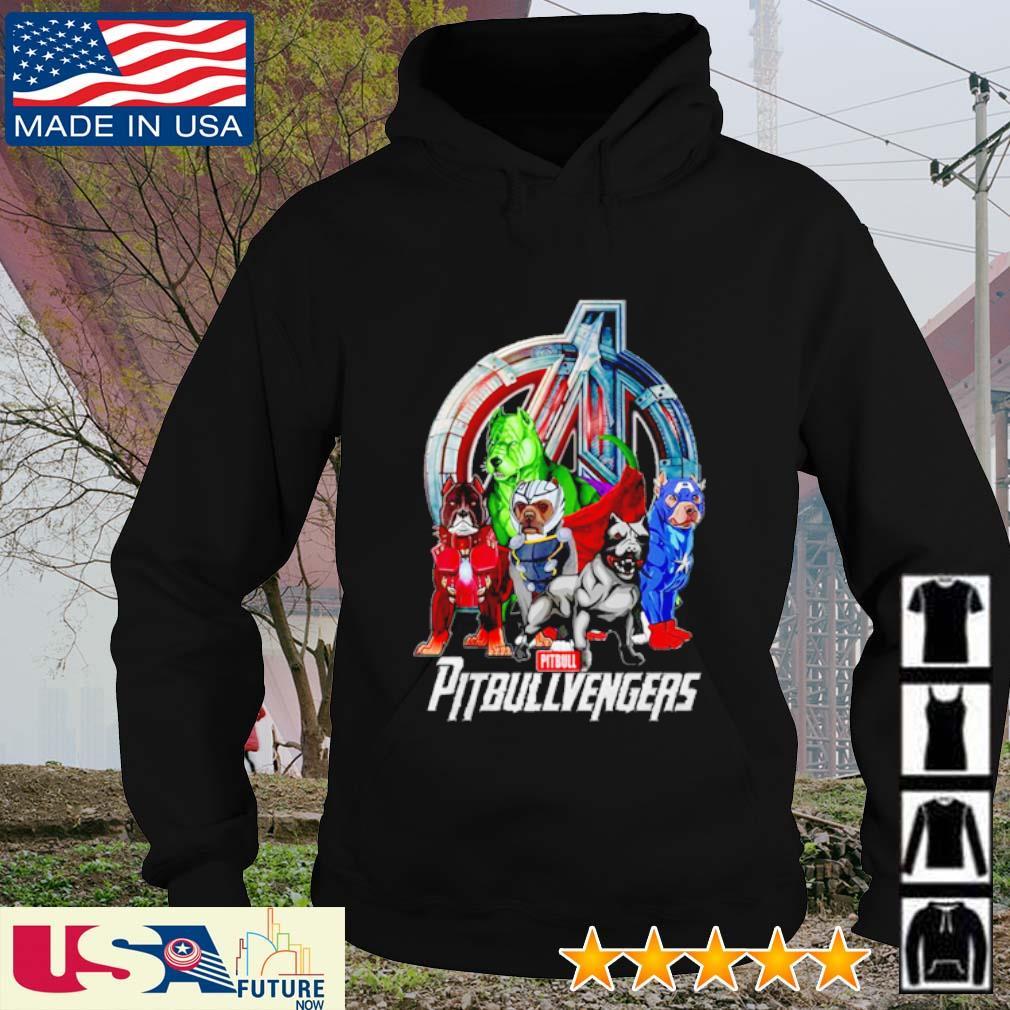 Super Hero PitBull Pitbullvengers Avengers s hoodie