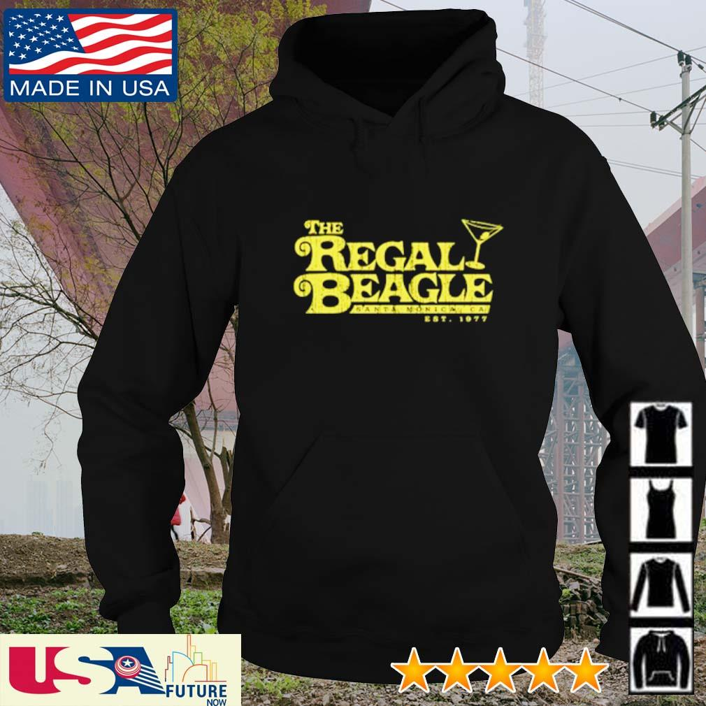 The regal beagle est 1977 s hoodie