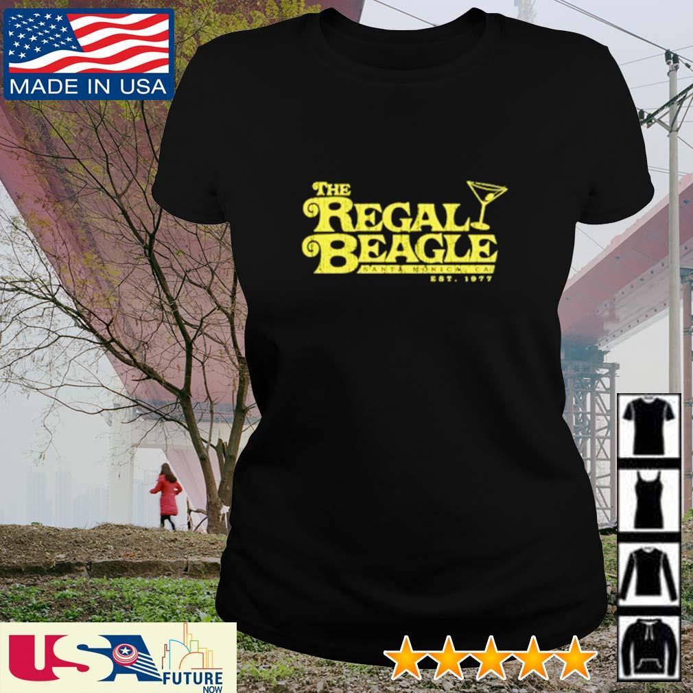 The regal beagle est 1977 s ladies-tee
