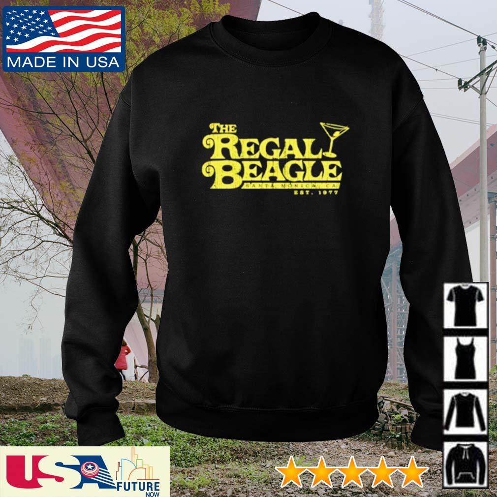 The regal beagle est 1977 s sweater