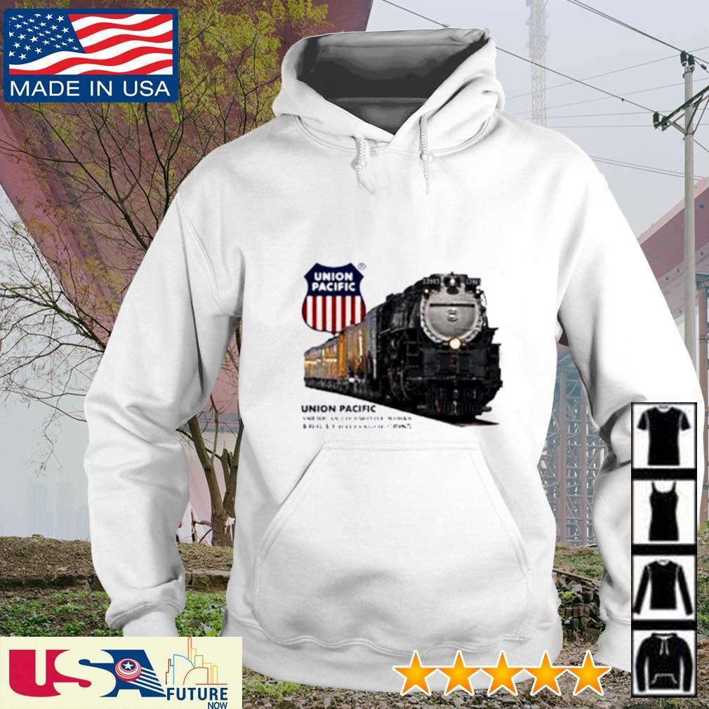 Union Pacific Train hoodie