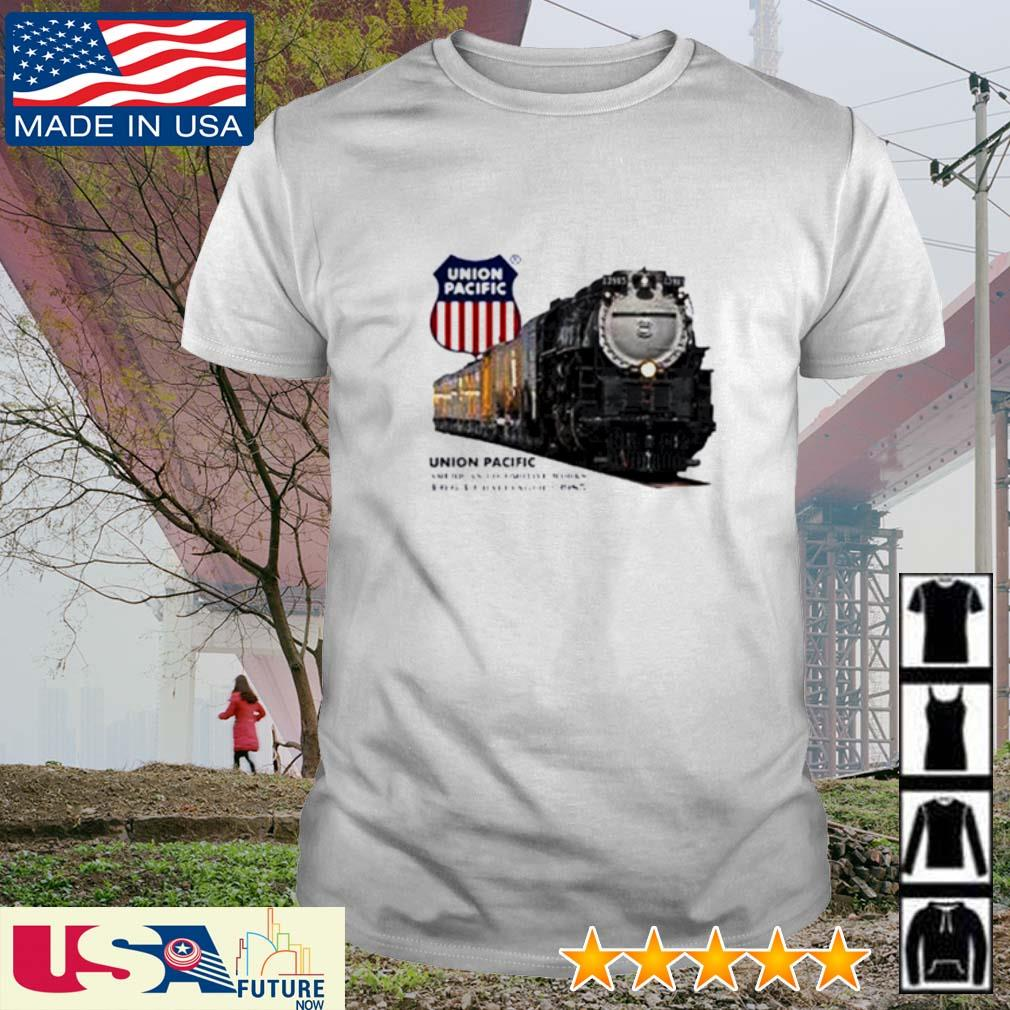 Union Pacific Train shirt